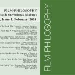 Film-Philosophy (februarie 2018)
