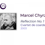 Marcel Chyrzynski - Reflection No. 1